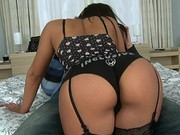 Gina Ryder Puts In Her Own Threeway Double-penetration Scene